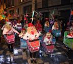 Tudela comenzará su carnaval este viernes con el desfile de zipoteros