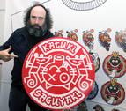 Un auto impide a Mikel Urmeneta reproducir dibujos del universo Kukuxumusu