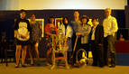 El grupo de Cortes Luz de Candileja representa la obra 'Veneno'
