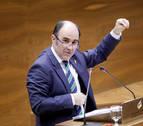Ayerdi cree que la Eurorregión puede impulsar el proyecto de corredor ferroviario atlántico