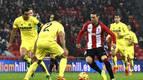 Empate sin goles entre el Athletic y el Villarreal