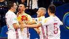 España, a las semifinales del Europeo tras derrotar a Portugal