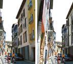 La renovación de edificios en Descalzos, Jarauta y Eslava ya tiene arquitectos