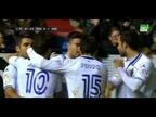 Lanzarote sorprendió a Nauzet con una perfecta vaselina en el 0-1