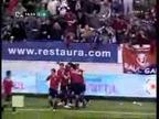 Se cumplen 9 años del histórico gol de Nekounam al Girondins