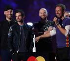 Coldplay coge el testigo de Adele en Barcelona con dos conciertos