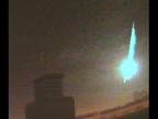 Impacta un meteorito en Córdoba tras generar una gran bola de fuego
