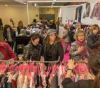 La feria Pamplona Stock abre en Baluarte con la presencia de 45 comercios