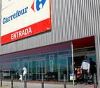 Compás de espera de cinco meses para la plantilla de Carrefour en Viana y Logroño