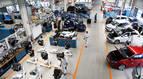 VW Navarra fabrica la primera carrocería de preseries de su segundo modelo