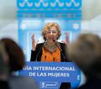 Carmena quiere que Madrid sea sede de la Copa Davis