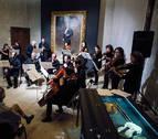 La Escuela de Música Joaquín Maya de Pamplona enviará instrumentos a Siria