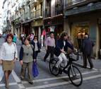La campaña 'Comercio hace ciudad' llenará de actividades los barrios de Pamplona
