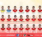 Azpilicueta y San José, convocados con la selección
