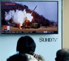 Corea del Norte eleva el calibre de su desafío con misiles de alcance medio