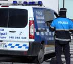 Tres detenidos en Burlada por robo con violencia y tráfico de drogas