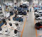 Las exportaciones de Navarra crecen un 14,1 por ciento en febrero