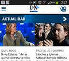 DN+ en el móvil: La actualidad más cómoda
