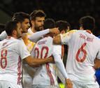 De Gea y Aduriz salvan de la derrota a una España irreconocible
