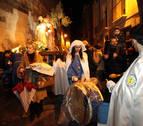 Tudela cancela su procesión media hora antes de salir de la Catedral