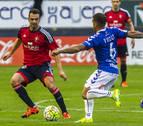 Osasuna y Tenerife, sin pegada en un partido equilibrado