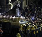Pamplona celebra este viernes la procesión del Santo Entierro