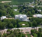 Un navarro puso la primera piedra de la Casa Blanca