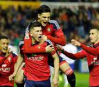 Osasuna confía en recuperar a Merino para el partido en Girona