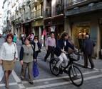 Una campaña de la Policía Nacional reduce las denuncias en Navidad en Navarra