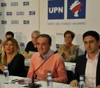 Esparza seguirá presidiendo UPN, con Arizcuren de vicepresidente