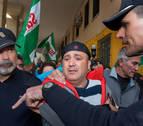 Andrés Bódalo ingresa en la prisión de Jaén