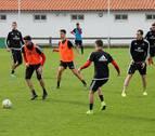 Osasuna sigue preparando el partido contra el Girona sin Merino, Torres y Unai García