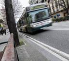 Establecidos los servicios mínimos del Transporte Urbano Comarcal para el día 8