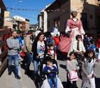 Los jóvenes de Valtierra celebran sus fiestas