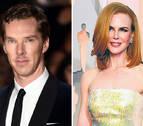 Cumberbatch y Kidman, favoritos a los premios Olivier