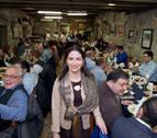 Elena Arzak reflexiona sobre la cocina ante los premios 'Los 50 mejores' en Bilbao