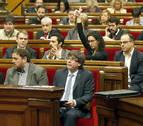 El Parlament cita a Rajoy y Santamaría a la comisión de la 'Operación Cataluña'