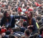 Salen a la venta las entradas para la Carpa Universitaria de Pamplona