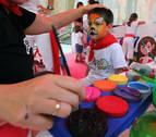 El parque infantil 'Menudas fiestas' volverá a la plaza de la Libertad