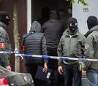 Cuatro detenidos en Francia sospechosos de preparar un atentado suicida