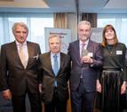 José Mª Zabala, premiado por la Cámara de Bélgica y Luxemburgo