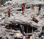Encuentran en buen estado a cuatro desaparecidos tras el derrumbe de Tenerife