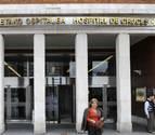 El Hospital de Cruces registra un foco de contagio, que se suma a los de Txagorritxu y Basurto