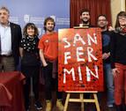 Este martes se eligen los finalistas del concurso de carteles de San Fermín 2017