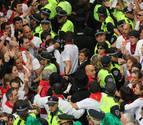 Dos condenados por los incidentes en la procesión de San Fermín de 2014