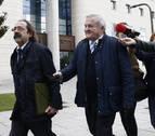 El juez confirma la exigencia de una fianza de 1,4 millones a Izco
