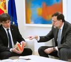 Menos de tres días para evitar el desafío independentista de Cataluña
