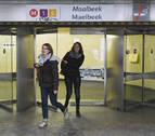 El metro vuelve a circular con normalidad en Bruselas