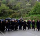 Ujué se prepara para recibir el domingo a miles de romeros