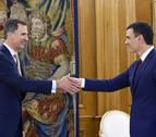 Felipe VI convoca la ronda de consultas con los partidos los días 16 y 17